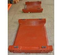 Весы автомобильные подкладные МВСК-10-П (0,55х0,75-2 шт.)