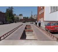 Весы автомобильные колейные МВСК-УВ 30-КН.2 (8х3)