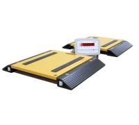 Весы автомобильные подкладные ВА-П-10 (0,45х0,7-2 шт.)
