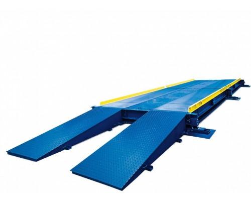 Весы автомобильные платформенные ВСА-Р40000-6