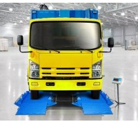 Весы автомобильные подкладные ВСМ-20000