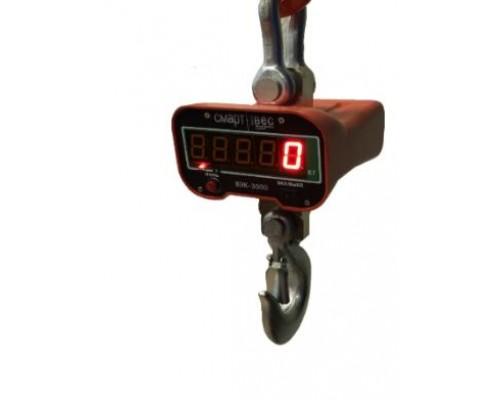 Весы крановые ВЭК-5000 ЛАЙТ