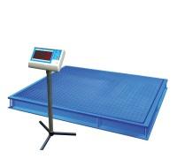 Врезные весы ВСП4-1500В