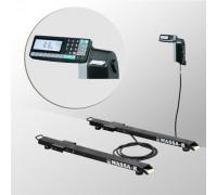 Стержневые весы с печатью этикеток 4D-B-23-1000-RL