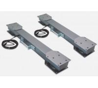 Весы животноводческие ЭЛЬТОН(Ск)-Переносные - 600 кг (два взвешивающих модуля 800 х150 мм)