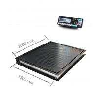 Врезные весы 4D-PMF-7-3000RA