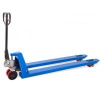Гидравлическая тележка складская усиленная TOR RHP 5000, 1150x550 мм