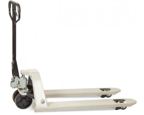 Гидравлическая тележка складская усиленная TOR RHP 3000, 1150x550 мм