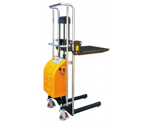 Штабелёр гидравлический с электроподъемом BDDJ1700