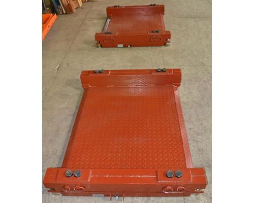 Весы автомобильные подкладные МВСК-3-П (0,55х0,75-2 шт.)