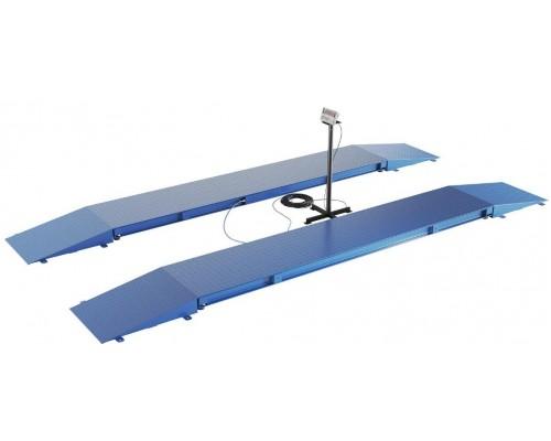Весы автомобильные платформенные ВАЛ 40-6,0