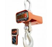 Весы крановые ВЭК-10000 Лайт с дублированием показаний на пульт