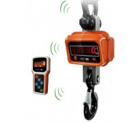 Весы крановые ВЭК-5000 с дублированием показаний на пульт