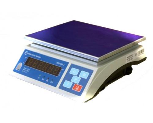 Фасовочные весы электронные ВСП-15.2-3К
