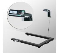 Паллетные весы  с печатью этикеток 4D-U-10/10-1000-RL