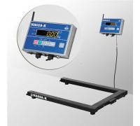 Паллетные весы 4D-U-10/10-1000-AB (RUEW)