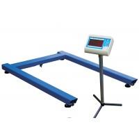 Паллетные весы ВСП4-600.2П9