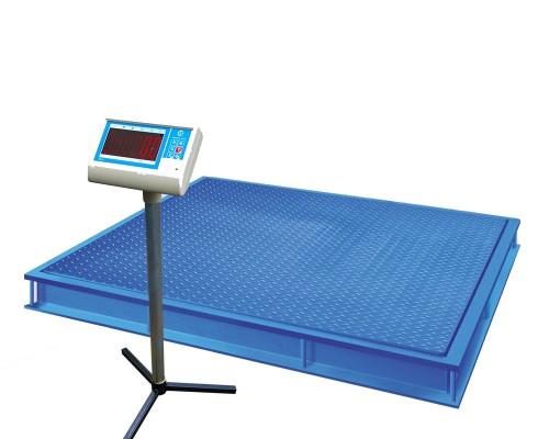 Врезные весы ВСП4-1000В