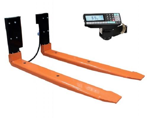 Весы на погрузчик вилочные FS-1500BT-RP/3000BT-RP