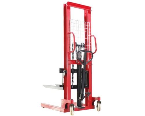 Штабелёр ручной гидравлический TOR 1Т 1,6М PMS1000-1600