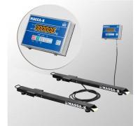 Стержневые весы 4D-B-12/1-1000-AB