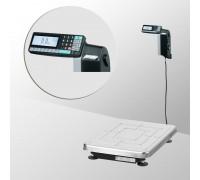 Товарные весы с печатью этикеток ТВ-SRL1