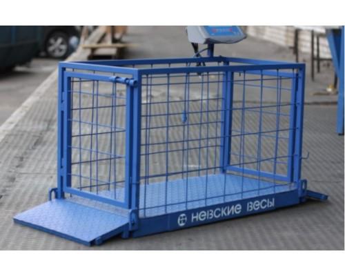 Весы для животных ВСП4-150 ЖСО (900х400)