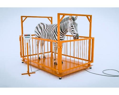 Весы для животных МВСК С-Н-1 (1000х1000)